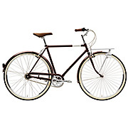 Creme Cafe Racer Solo Mens 3 Speed Bike 2013