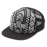 Vans Classic Patch Trucker Hat Holiday 2013