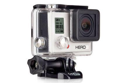 GoPro Hero3 White Edition - Amélioré