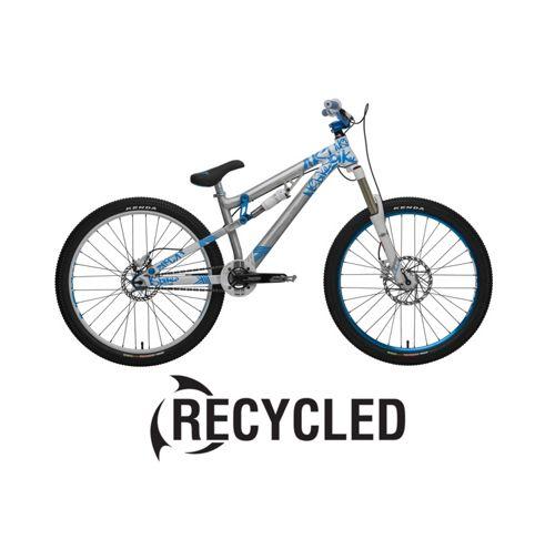 Ns Bikes Soda Slope Bike Cosmetic Damage 2013 Chain Reaction Cycles