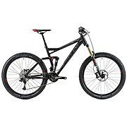 Cube Fritzz 160 Race 27.5 Suspension Bike 2014