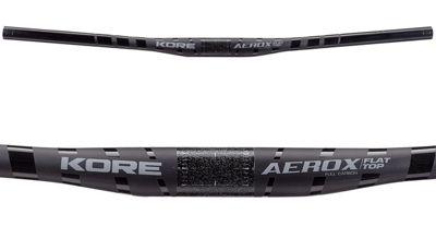 Cintre VTT plat Kore Aerox K1 Carbone