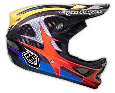Casque carbone Troy Lee Designs D3 - Aaron Gwin