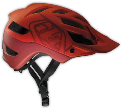 Casque Troy Lee Designs A1 - Drone Red - Rouge