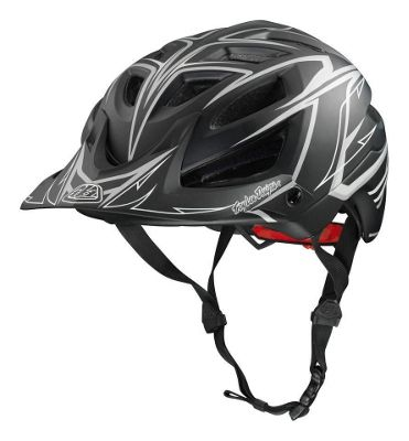 Casque Troy Lee Designs A1 - Turbo Black - Noir