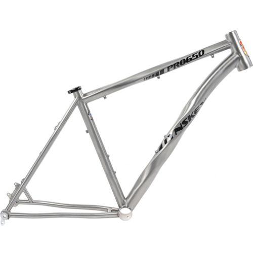 Lynskey Pro 650 Ti Hardtail Frame 2014 | Chain Reaction Cycles