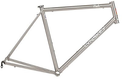 Cadre titane Lynskey Vialé Touring - Ind Mill