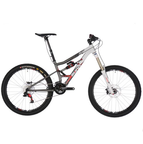 Sunn Charger S1 Suspension Bike Chain Reaction Cycles