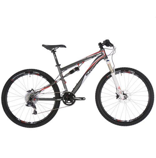 Sunn Shamann S2 Suspension Bike Chain Reaction Cycles