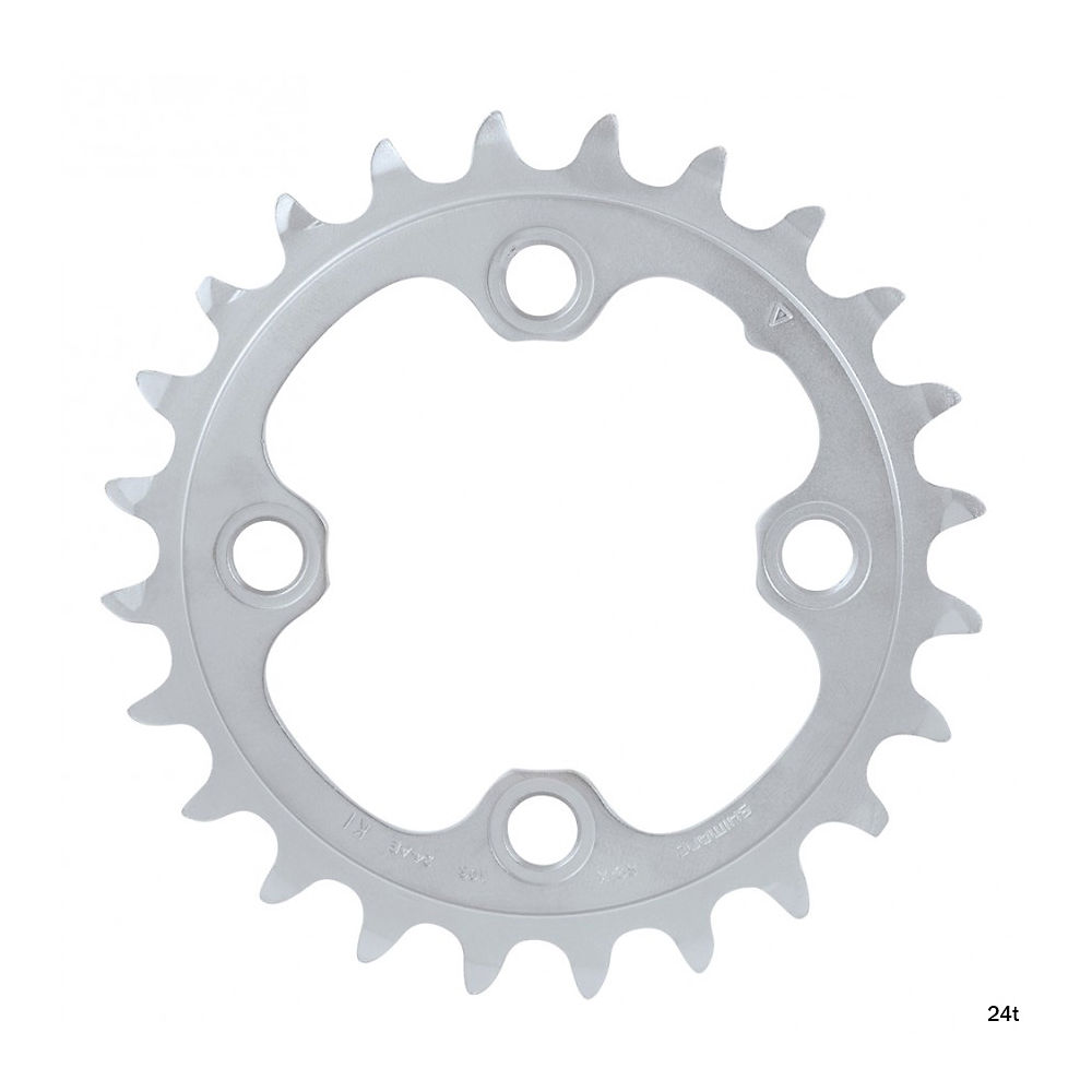 Shimano XT FCM780 10 Speed Triple Chainrings at Cycling ...
