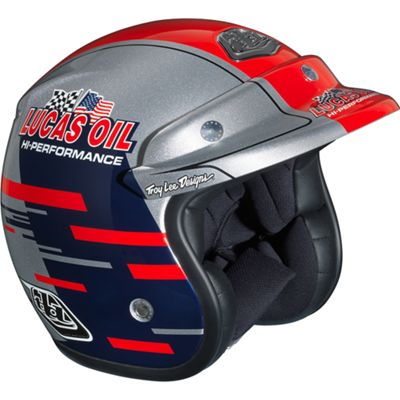 Casque motocross Troy Lee Designs Lucas Oil