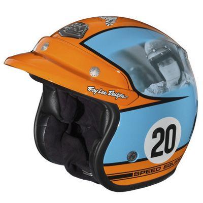 Casque motocross Troy Lee Designs McQueen