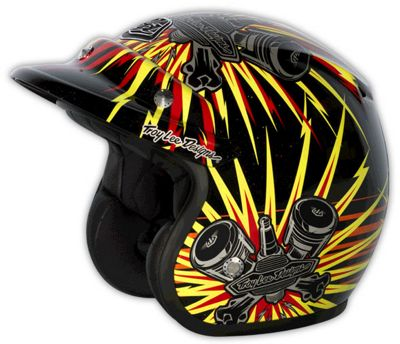 Casque motocross Troy Lee Designs Piston