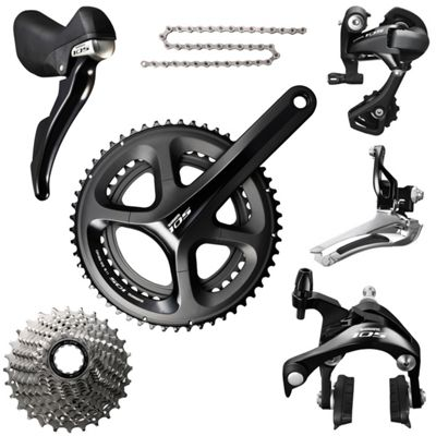 Groupe Complet 11 vitesses Shimano 105 5800
