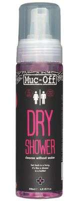 Soins du corps Muc-Off Dry Shower- 50 ml
