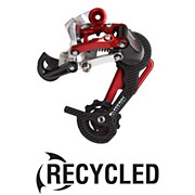 SRAM X0 9 Sp Rear Mech - Redwin Red - Ex Demo