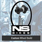 NS Bikes Rotary Custom MTB Front Wheel