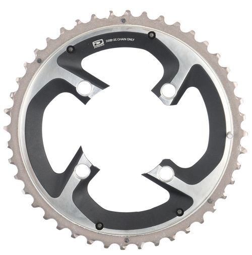 shimano xtr fcm  speed double chainrings chain reaction cycles