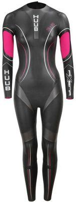 Combinaison de triathlon Femme HUUB Axena 3:5 2015