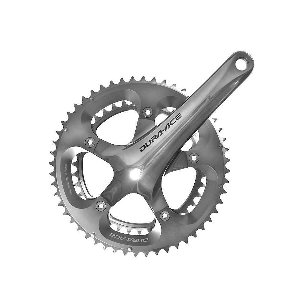 Shimano Dura Ace 7800 Double 10sp Chainset