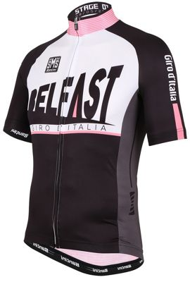 Maillot cycliste Santini Giro d'Italia Belfast Stage 2014