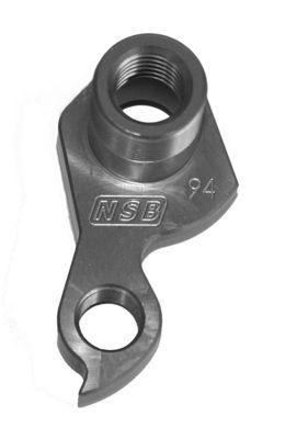 Patte de dérailleur North Shore Billet - Trek 12x142mm