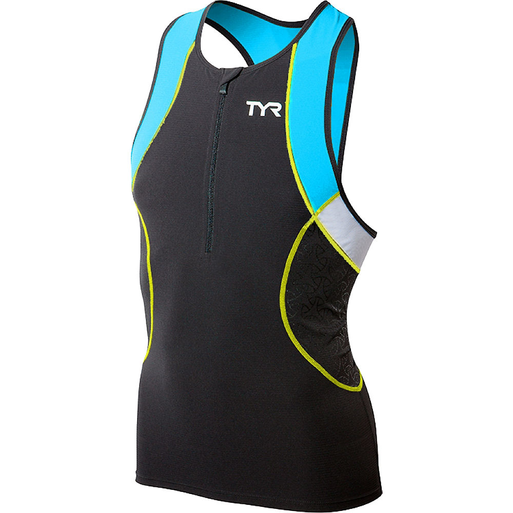 Camiseta sin mangas para hombre TYR Competitor SS15