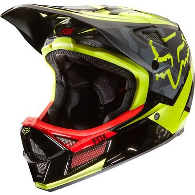 Casque intégral Fox Racing Rampage Pro Carbon- Noir Camouflage