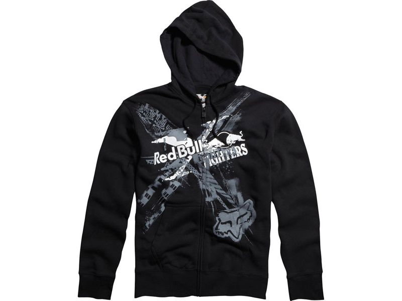 Fox Racing X-Fighters Exposed Zip Hoodie