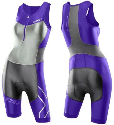 Combinaison de triathlon à compression Femme 2XU G:2