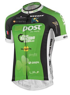 Maillot Route An Post - Chain Reactionmanches courtes