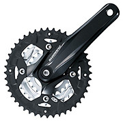 Shimano M430 Octalink Triple Chainset