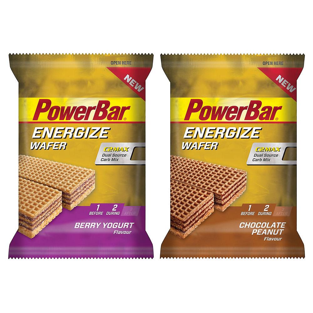 Barquillos energéticos Powerbar (12 x 40 gr)