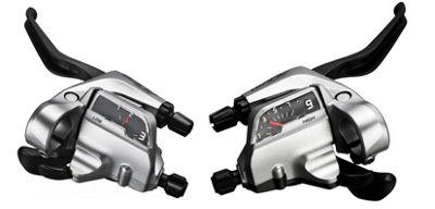 Manette de dérailleur VTT Shimano Alivio T4000 V-Brake & 9 vitesses