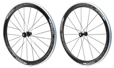 Roues Route Shimano RS81 C50 Carbon