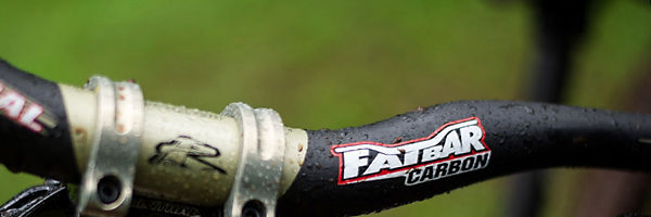 Renthal FatBar Carbon Riser Bar