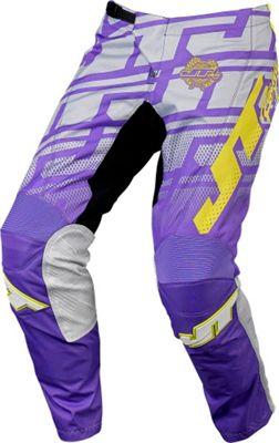 Pantalon JT Racing Echo Flex - Violet/Gris 2015