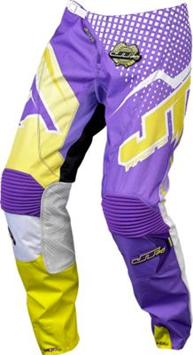 Pantalon JT Racing Voltage Hyperlite - Violet/Blanc 2015