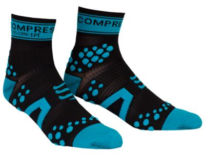 Chaussettes Compressport Pro Racing Run taille haute 2015