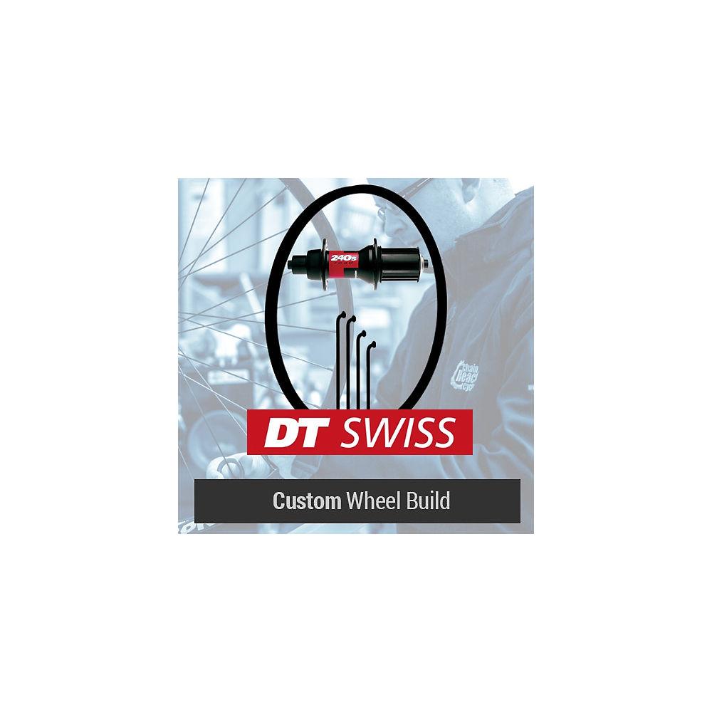 Rueda a la carta trasera de carretera DT Swiss