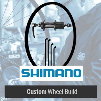 Roue Route Shimano Custom arrière