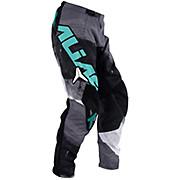 Alias A2 Brushed Pant - Green-Black 2015