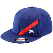 100 Slant Flexfit Hat
