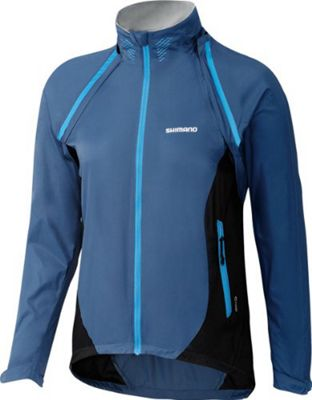 Coupe Vent Shimano Zip Off Femme Compact