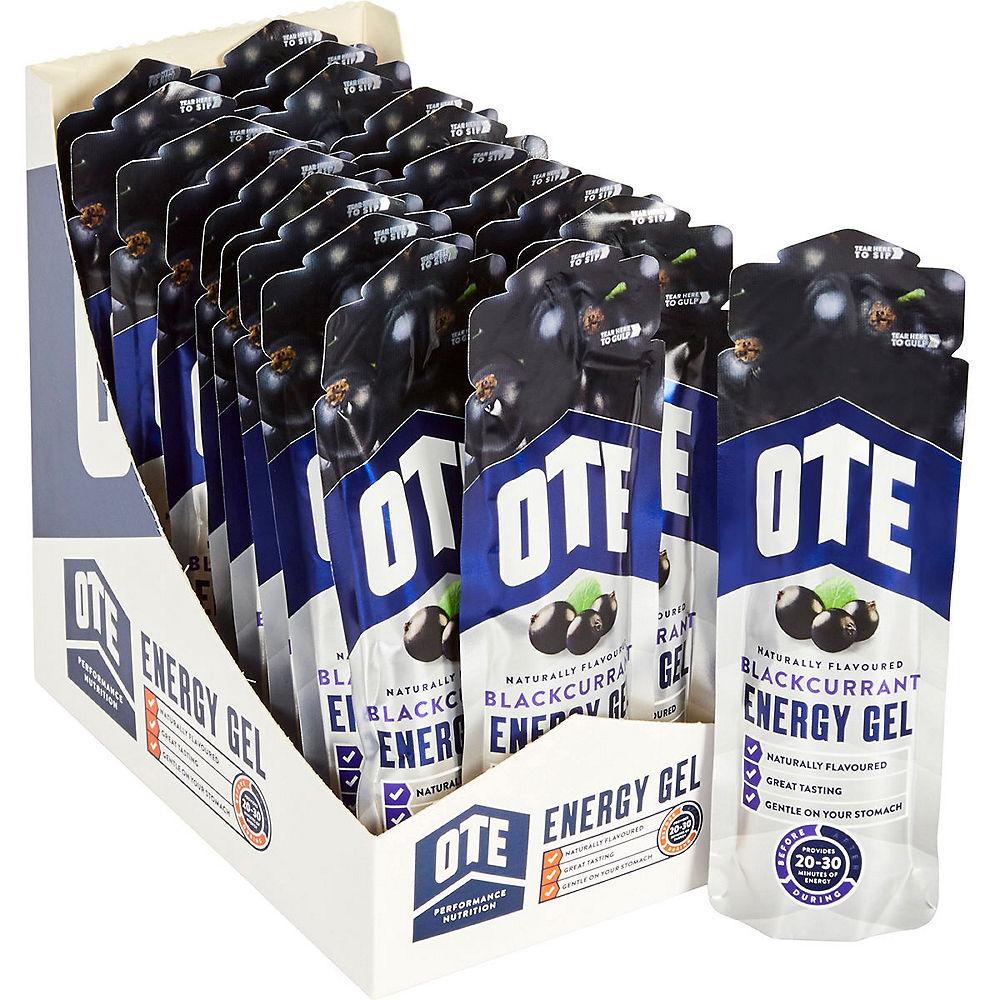 Geles energéticos de cafeína OTE 56g x 20