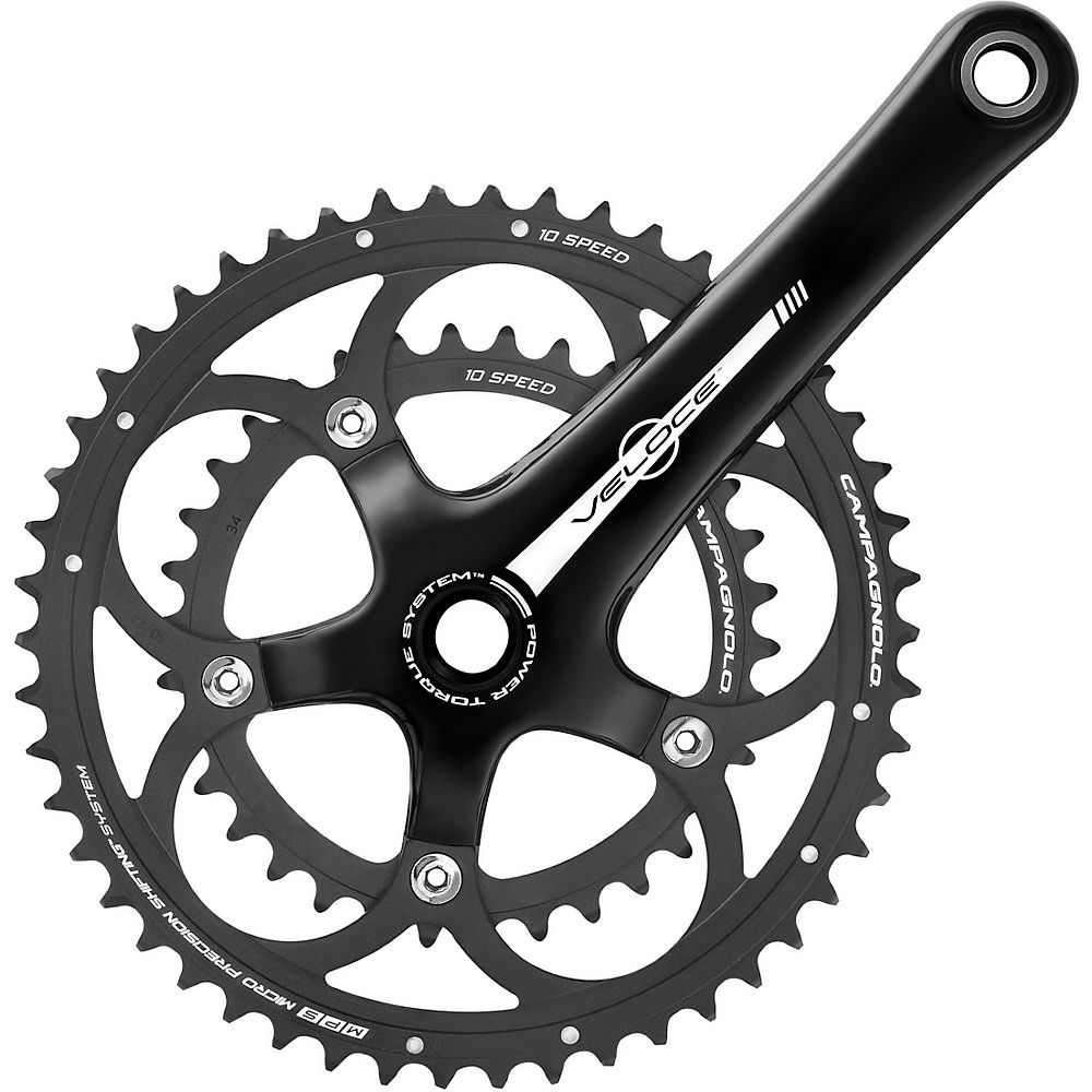 Product image of Campagnolo Veloce Power Torque 10 Speed Chainset