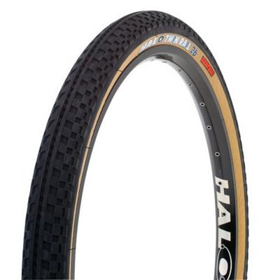 Pneu VTT Halo Skin Sidewall Twin Rail