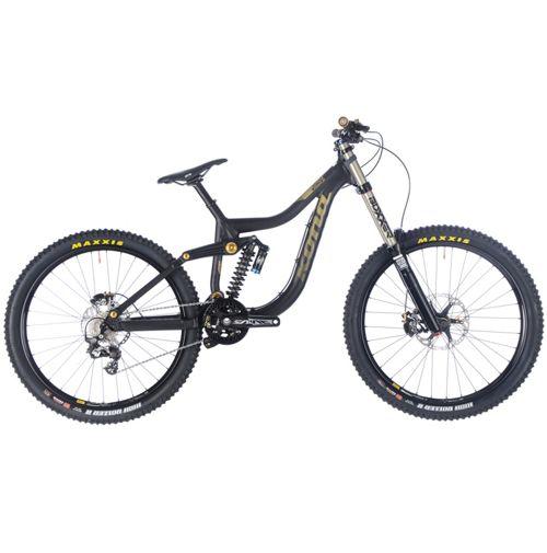 Kona Supreme Operator Downhill Bike 2013 Chain Reaction Cycles