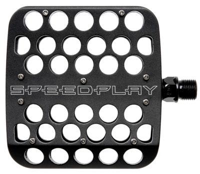 Pédales plates Speedplay Drillium Platform