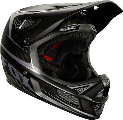 Casque intégral Fox Racing Rampage Pro Carbon- Noir mat